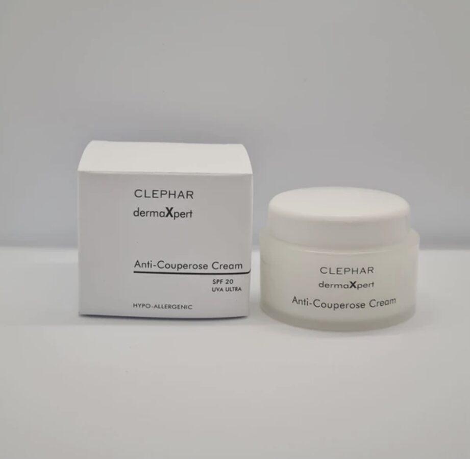 Anti couperose cream