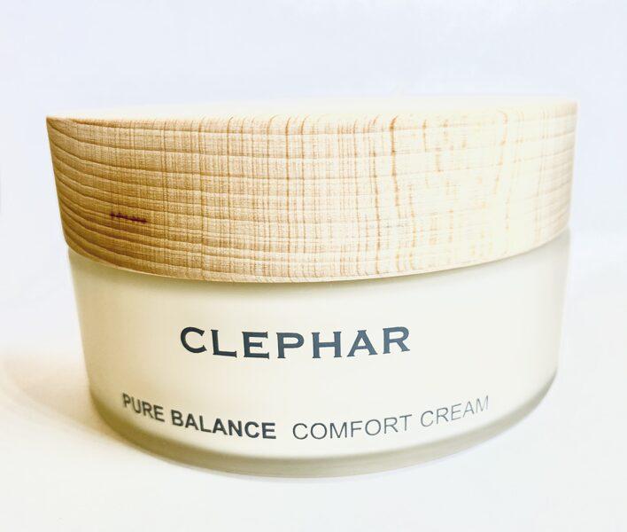 Pure balance comfort cream