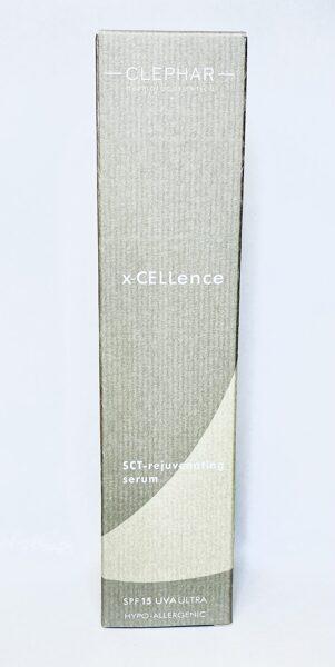 x-CELLence Sct rejuvenating Serum 30ml
