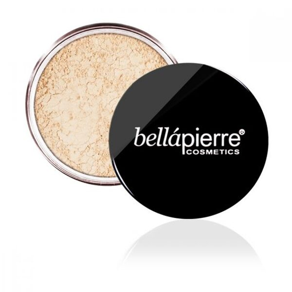 Mineral Foundation SPF 15 - Ivory